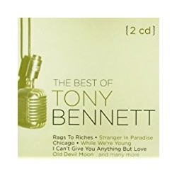CD THE BEST OF TONY BENNETT 8030615067008