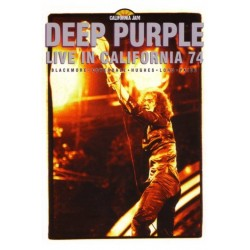 CD DEEP PURPLE LIVE IN CALIFORNIA 74