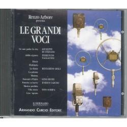 CD RENZO ARBORE PRESENTA LE GRANDI VOCI