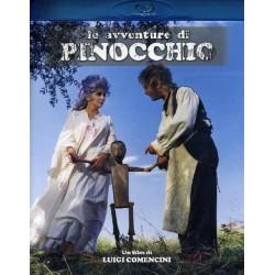 DVD BLU-RAY LE AVVENTURE DI PINOCCHIO 8013147600028