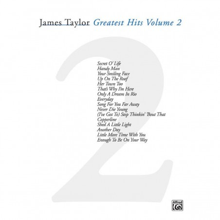 CD James Taylor- greatest hits volume 2 5099750107225