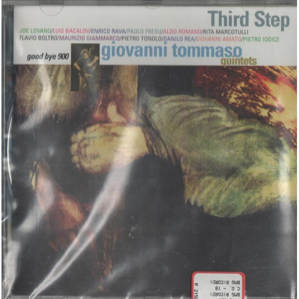 CD Giovanni Tommaso quintets- third step good bye 900 743215825524