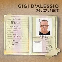 CD GIGI D'ALESSIO 24.02.1967 889854013226