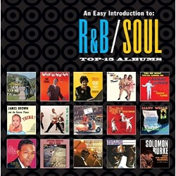 CD AN EASY INTRODUCTION TO R & B/ SOUL TOP 15 ALBUMS 8436539311287