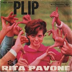 Rita Pavone – Plip ,Supercalifragilistic-Espiralidoso RCA Italiana 45 GIRI