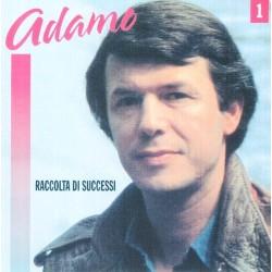 CD ADAMO RACCOLTA DI SUCCESSI 8012958094729