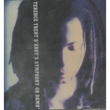 CD Terence trent d'arby's- symphony or damn 5099747356124