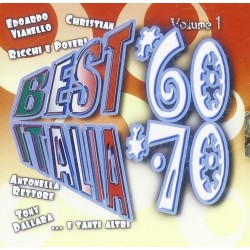 CD BEST ITALIA '60 '70 8026208070524