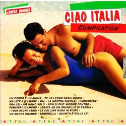 CD CIAO ITALIA COMPILATION 8012958852510