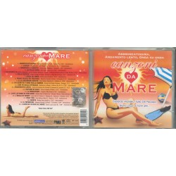CD CANZONI DA MARE 8028980246227