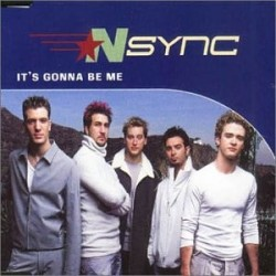 CDS N SYNC IT'S GONNA BE ME 9326382001925