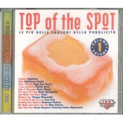 CD TOP OF THE TOP LE PIU' BELLE CANZONI DELLA PUBBLICITA' VOL. 1 9770030070649