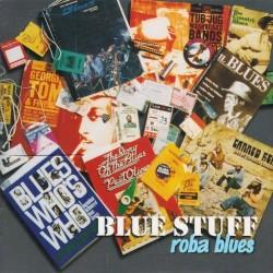 CD BLUE STUFF ROBA BLUES 8033481240018