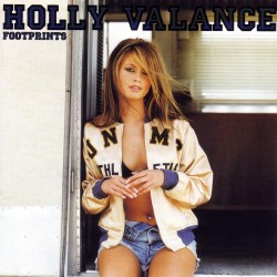 CD Holly Valance- footprints 809274937223