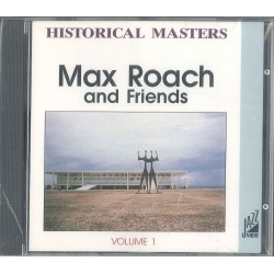CD MAX ROACH AND FRIENDS VOL. 1