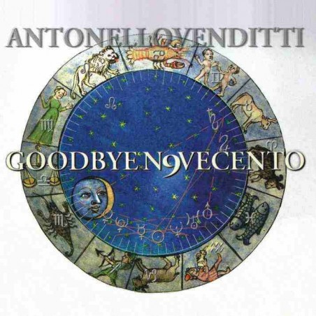 CD Antonello Venditti- goodbye novecento 743216942527