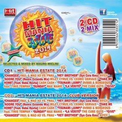 CD HIT MANIA ESTATE 2014 8058964880512