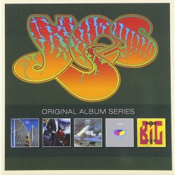 CD YES Original Album Series 5 CD 081227982843