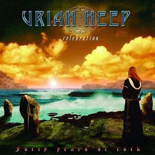 CD Uriah Heep- celebration 4029758989227