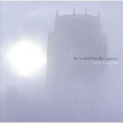 CD ECHO & THE BUNNYMEN LIVE IN LIVERPOOL EDIZIONE 2001 5099750750124