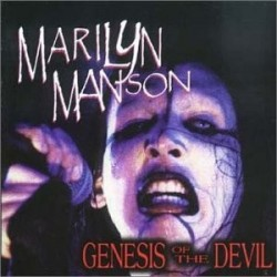 CD MARILYN MANSON GENESIS OF THE DEVIL 7391946071364