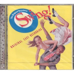 CD SWING! ORIGINAL BROADWAY CAST RECORDING 5099708912222
