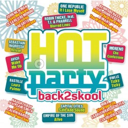 CD HOT PARTY BACK2SKOOL 600753451922