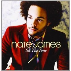 CD JAMES NATE SET THE TONE 4029758725924