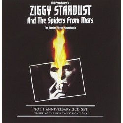 CD DAVID BOWIE ZIGGY STARDUST AND THE SPIDERS FROM MARS THE MOTION PICTURE SOUNDTRACK 5099990568329