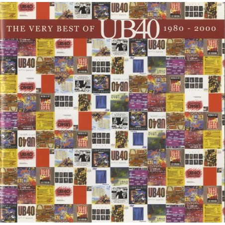 CD UB40- the very best of 1980-2000 724385042423