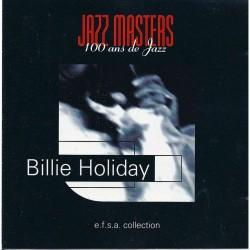 CD BILLIE HOLIDAY JAZZ MASTERS 100 ANS DE JAZZ