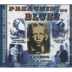 CD PREACHIN' THE BLUES 5033107149520