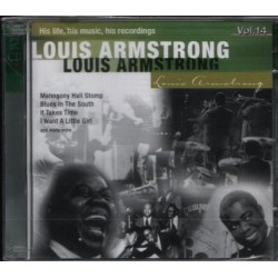 CD LOUIS ARMSTRONG INTERPRETED BY KENNY BAKER VOL. 14 4011222053565