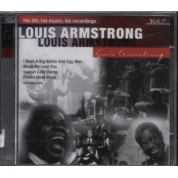 CD LOUIS ARMSTRONG INTERPRETED BY KENNY BAKER VOL.2 4011222053442