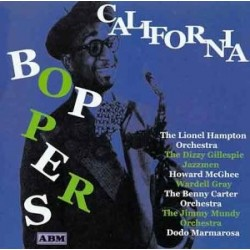 CD CALIFORNIA BOPPERS 5038375000658