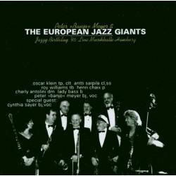 CD PETER BANJO MEYER & EUROPEAN JAZZ GIANTS 4011222016669
