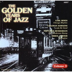 CD THE GOLDEN YEARS OF JAZZ VOL. 3 5032044440073