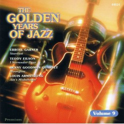 CD THE GOLDEN YEARS OF JAZZ VOL. 9 5032044440240