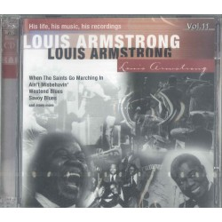 CD LOUIS ARMSTRONG INTERPRETED BY KENNY BAKER VOL.11 4011222053534