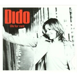CD DIDO LIFE FOR RENT 886976356323