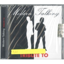 CD MODERN TALKING TRIBUTE TO 8032779960751