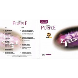 CD DEEP PURPLE 8712155107245