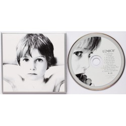 CD U2 BOY 042284229623