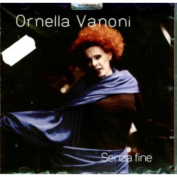 CD Ornella Vanoni- senza fine 8026877109891