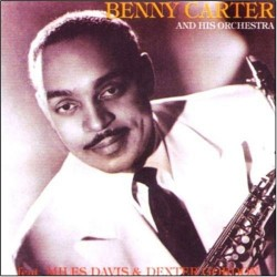 CD BENNY CARTER AND HIS ORCHESTRA FT MILES DAVIS & DEXTER GORDON 4011778600053