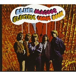 CD BLUES MAGOOS ELECTRIC COMIC BOOK 4009910105023