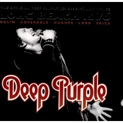 CD DEEP PURPLE LONG BEACH 1976 4029759109402