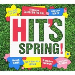 CD HIT'S SPRING! 2017 5054197662423