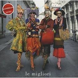 LP MINACELENTANO LE MIGLIORI (VINILE ROSSO) LIMITED EDITION 889854242510