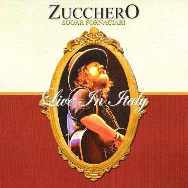 CD Zucchero-Live in italy 2CD+2DVD